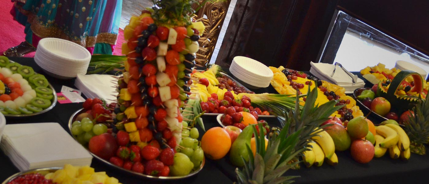 Fruit Displays by Sweet Occasions